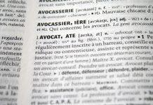 Język prawniczy
