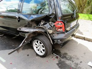 Wyrządzenie szkody w wypadku